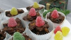 Foto: Marit Hegle Norwegian Food, Rocky Road, Recipe Boards, The Make, Muffin, Food And Drink, Candy, Baking, Breakfast