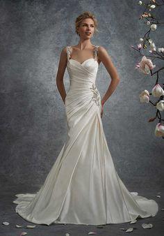 Sophia Tolli Y21738 Aludra Mermaid Wedding Dress