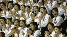 North Korea Sending Special Cheerleading Delegation for 2014 Incheon Asian Games | Koogle TV
