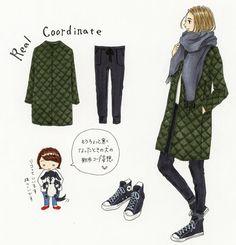 あわのさえこさんはInstagramを利用しています:「. #72時間ホンネテレビ 楽しかった。 ますます応援したくなっちゃったなぁ( ˶˙º̬˙˶ ) #amebatv#香取慎吾#草彅剛#稲垣吾郎 .…」 Fashion Mode, Urban Fashion, Love Fashion, Fashion Beauty, Fashion Outfits, Womens Fashion, Uniqlo Outfit, Simple Outfits, Casual Outfits