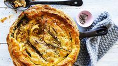 Family-size chicken pot pie