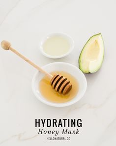 Hydrating Honey Face Mask