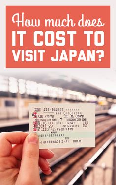 Japan is only getting more popular with tourists, and there's no guarantee that the exchange rate will get any better - best to book your trip asap! Here's exactly how much money we spent on a trip to Japan / A Globe Well Travelled Japan Travel Tips, Asia Travel, Travel Plan, Budget Travel, Cheap Places To Visit, Exchange Rate, Visit Japan, Travel Guides