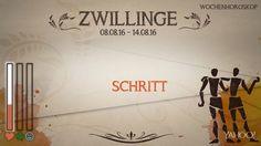 Wochenhoroskop: Zwilling (KW 32 - 2016) - So stehen deine Sterne Kinder Wochen vom 8. - 14.8.2016 #Horoskop #Zwilling #Liebe #Gesundheit #Job