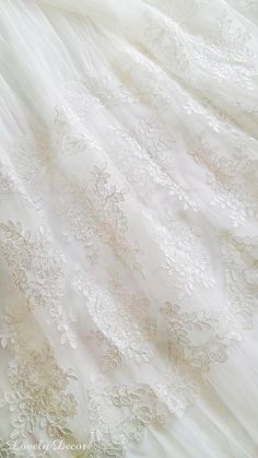 Luxury French Lace Curtain Panel