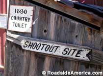 O.K. Corral Tombstone, Arizona
