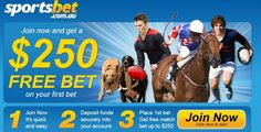 Why Bet At Sportsbet?  http://www.bettingspace.com.au/bookmaker-reviews/sportsbet