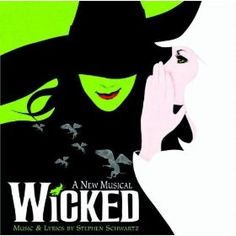 Wicked the Musical - so far, still one of my favorite musicals! I saw in LA & Vegas (The Smith Center. What a way to kick off the season).