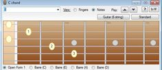 Guitar and Bass is a software especially geared for those who are learning to play a string instrument, most notably guitar, bass or guitar. That's because it comes with several presets involving these instruments, plus a fairly extensive database of sounds, which facilitates understanding.