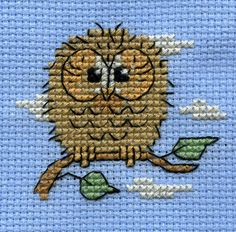 Little Owl by gatchacaz.deviantart.com on @deviantART