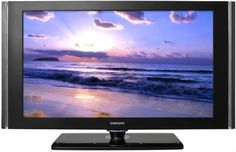 SAMSUNG 52 INCH LCD HDTV, 1080p, WITH LED MOTION PLUS FEATURE TO REDUCE MOTION BLUR, 500,000:1…