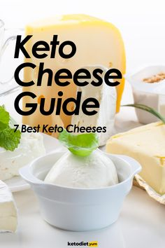 A Little Keto Cheese Advice - As a rule of thumb, try to opt for full-fat cheese where you can. Also, avoid pre-packed bags of grated cheese (this is because lots of the packed shredded cheeses contain anti-caking agents, these add extra carbs) – better to grate your own cheese!