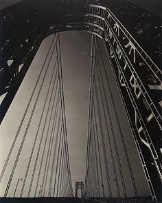 1931 - George Washington Bridge by Edward Steichen