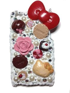 New Decoden ITouch case