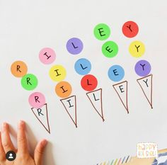 25+ Super Easy Dot Stickers Learning Activities for Preschoolers