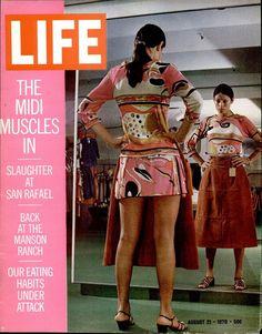 LIFE, Aug 21, 1970, The Midi