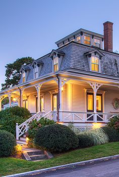 3 Cliff Terrace, Newport, Rhode Island  I  HomeadvertsA rare opportunity tucked on the hillside overlooking vistas of St. George's School and Newport's acclaimed First Beach is an exquisite restoration of this circa 1870s Newport cottage.