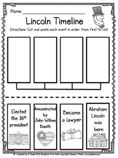 Sailing Into Second: President's Day Freebie!