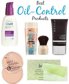 Best Shine-Control Products For Oily Skin As much as we love the warmer weather, it's hard to keep your complexion looking fresh and perfectly matte when the sun is pounding and the humidity factor is high. There's no real way around it: . Oily Skin Makeup, Oily Skin Care, Dry Skin, Eye Makeup, Skin Tips, Skin Care Tips, Skin Secrets, Natural Face Moisturizer, Tinted Moisturizer
