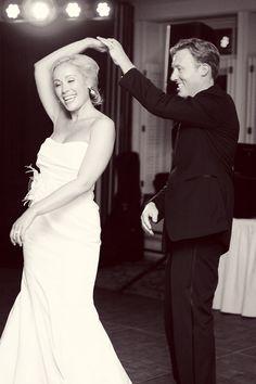 So much joy! Photo by Jeannine. Wedding Dj, Wedding Photos, May Weddings, Pure Joy, So Much Love, Happy Day, One Shoulder Wedding Dress, Dancing, Budget