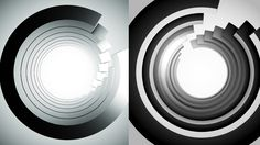 Let's create an offset stack of rings with Trapcode TAO and After Effects