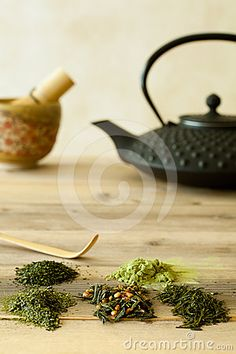 Gretchens is going to have a Japanese tea tasting on August 3rd!