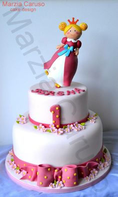 (13) Facebook Fondant Cakes, Cupcake Cakes, Cupcakes, Fondant People, Prince Cake, Biscuit, Fairy Cakes, Just Cakes, Pretty Cakes