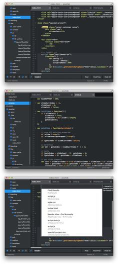 Flatland – A simple theme and accompanying color scheme for Sublime Text 2 & 3