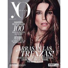 @Juana_Acosta en portada para @yodona por @rafagallar  Stylist: @cristinaperez_hernando Make up: @mikvarez Hair: Maria Baras @salonchesca Studio @espacioharley #photography  #espaciohaey #yodona #model #shopping #picoftheday