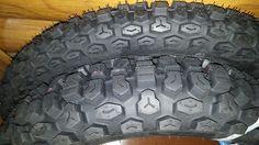 New Kenda tires for bike