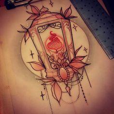 Lantern sophie adamson tattoo