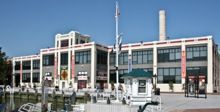 The Torpedo Factory Art Center   Constructed in 1918 for the manufacturing of torpedoes, the Torpedo Factory now features 82 working artists studios, six galleries, the Art League School and Archaeology Museum. 105 N. Union Street, Alexandria, Virginia. 703.838.4565.