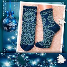Ravelry: Essy Socks pattern by JennyPenny Intarsia Knitting, Loom Knitting, Knitting Socks, Hand Knitting, Crochet Socks, Knit Mittens, Knit Crochet, Knit Socks, Love Knitting Patterns