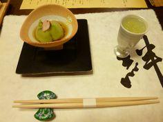 """Cena, Camera di """"Kizuna"""" (Hotel), Shuzenji-Onsen (Terme) Shizuoka Japan (Giugno)"""