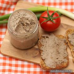 Liver Recipes, Clean Recipes, Low Carb Recipes, Cooking Recipes, Healthy Recipes, Hungarian Recipes, Food 52, Popular Recipes, Sauce