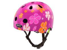 Casque de vélo Nutcase Baby Nutty - Fleurs
