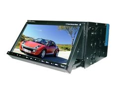 2 din 7 inch Car DVD Player with GPS Navigation  $235.19