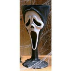 Ghost Face Goblet