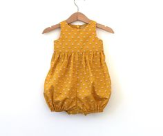 Love! Baby girl romper bubble romper playsuit by SillyHorse on Etsy https://www.etsy.com/listing/294879963/baby-girl-romper-bubble-romper-playsuit