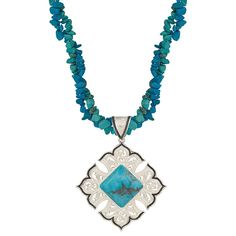 Montana Garden Oasis Necklace NC2107 This strikingly beautiful necklace will go perfectly with any outfit for any occasion. $184.95