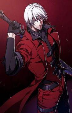 #wattpad #fanfic Dante terá o dever de salvar Yukia