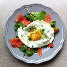 Paleo breakfast or lunch