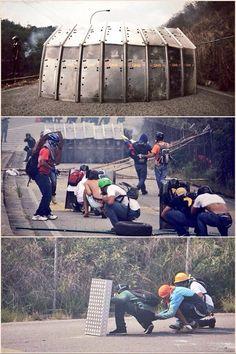 Venezuela vs Venezuela. Escuderos va Escuderos. Lucha el día de hoy en la unimet