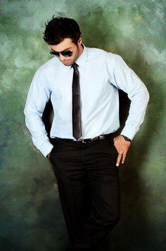 semi formal clothing for men