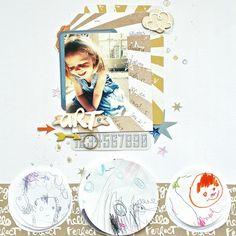 Art @ 3 by soapHOUSEmama at @studio_calico