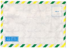 Airmail.