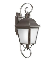 Progress Lighting P5888-20 Andover 1 Light Outdoor Wall Lights in Antique Bronze by Progress Lighting. $195.75. This 1 light Outdoor Wall Lantern from the Andover collection by Progress will enhance your home with a perfect mix of form and function. The features include a Antique Bronze finish applied by experts. This item qualifies for free shipping! Check the right-hand bar or call our dedicated Sales Team for similar items and additional options not pictured.