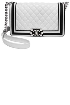 High Contrast: The Best Black & White Accessories for Spring