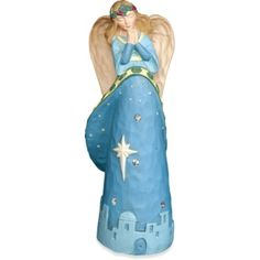 Engel met kerstmis ster van Angel Star