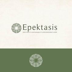 Epektasis (Capital E, not all lower case) �20Create a logo for Epektasis: Spirituality. Sustainability. Empowerment. Hope.